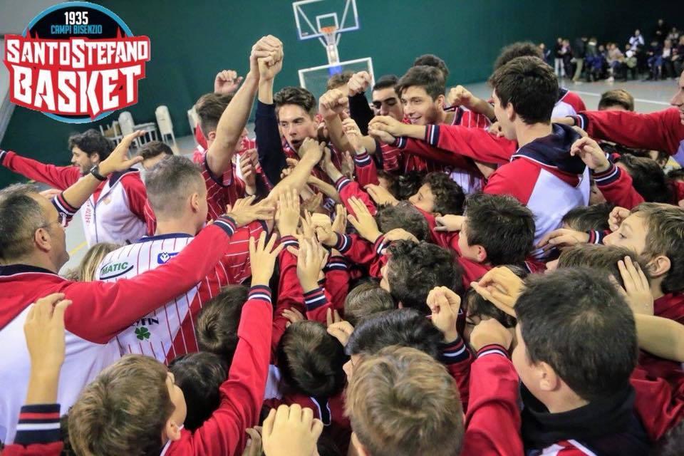 Squadra Santo Stefano Basket