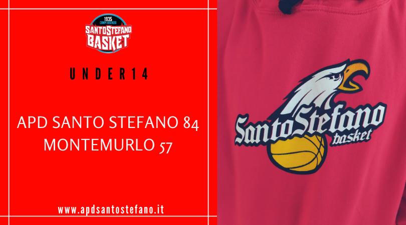 Santo Stefano – Montemurlo 84-57