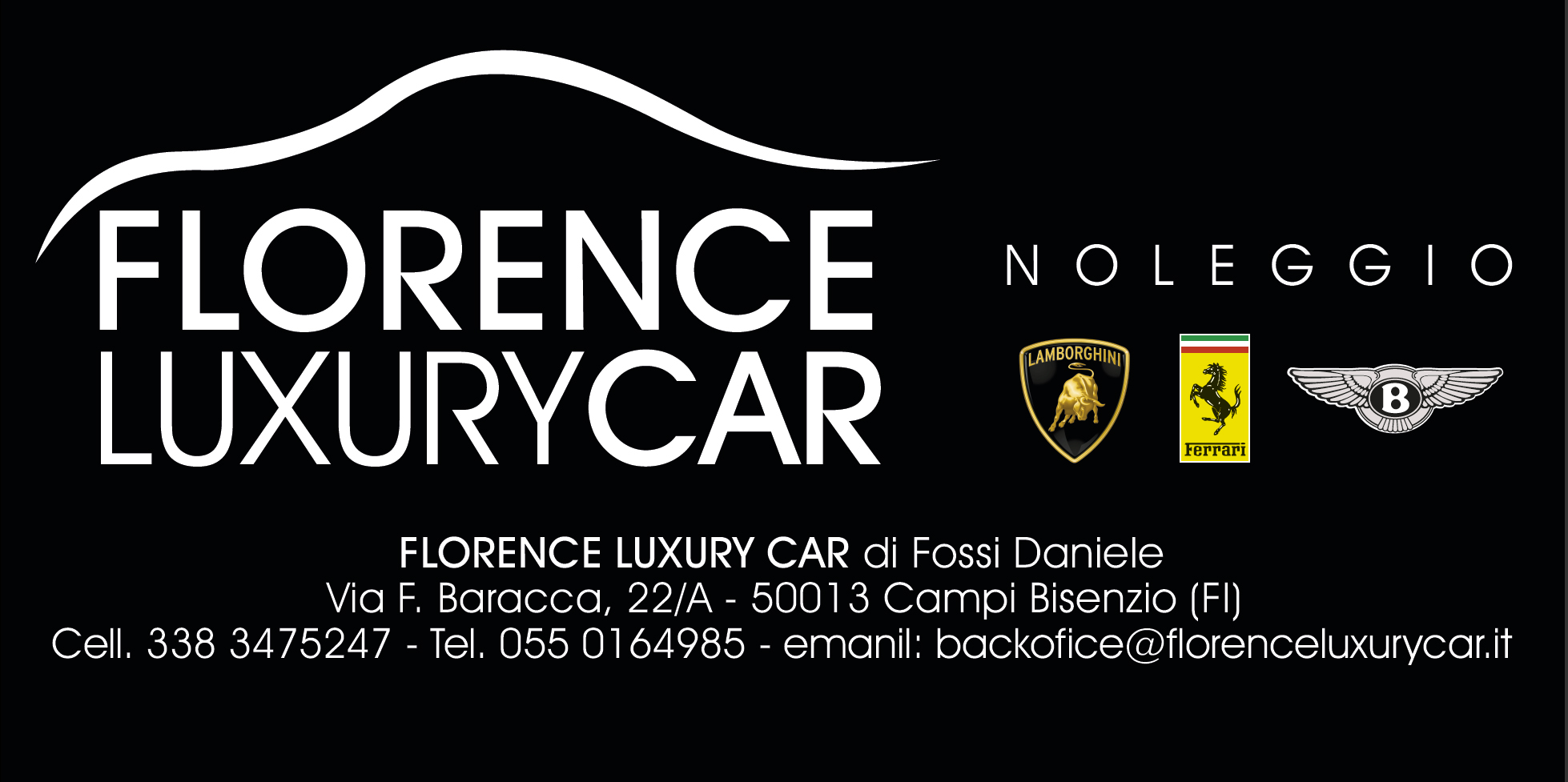 Florence Luxury Car