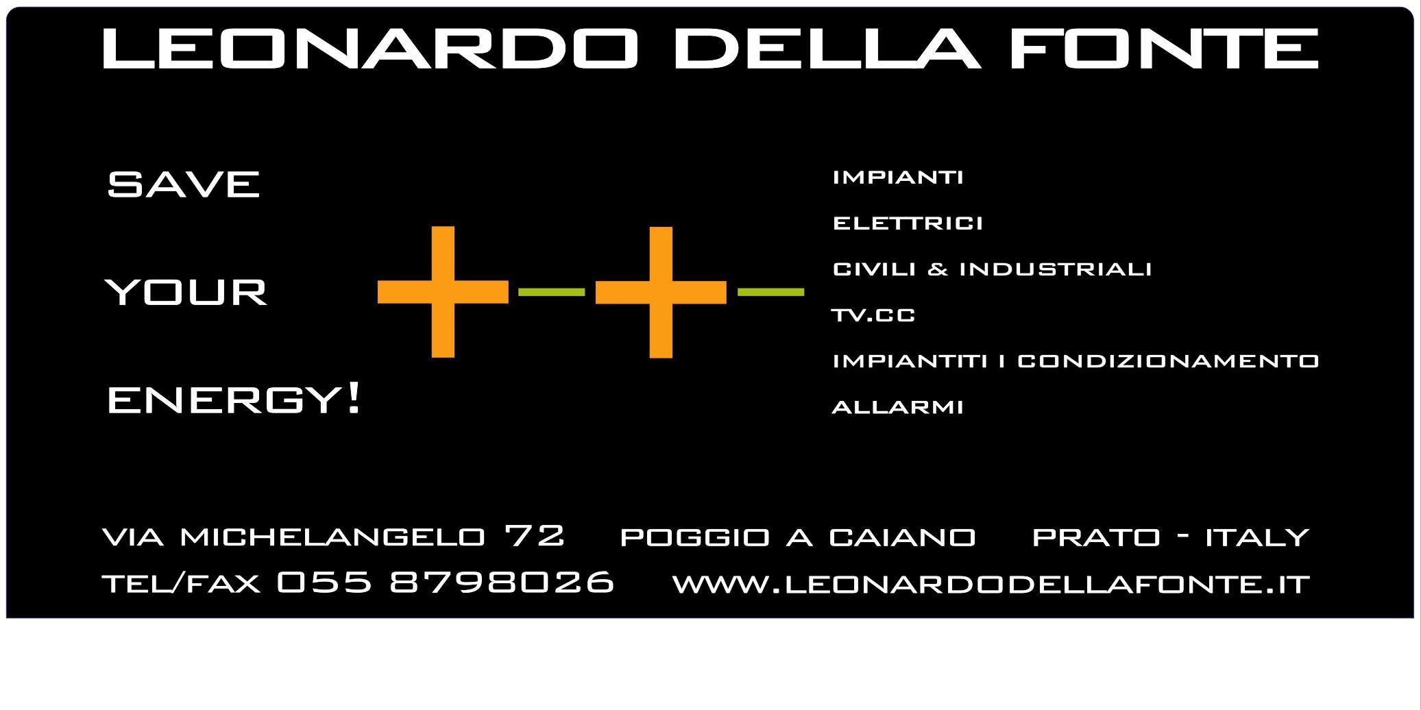 Leonardo della Fonte